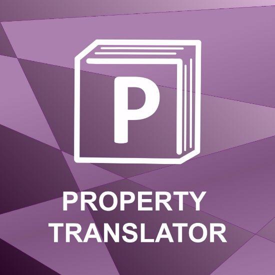 Property Translator